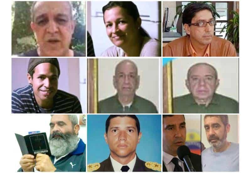 Liberen a los trabajadores, militares y presos políticos
