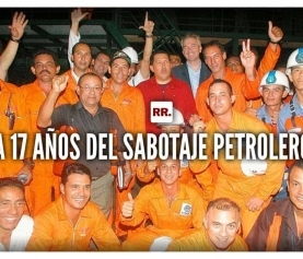 A 17 años del sabotaje petrolero