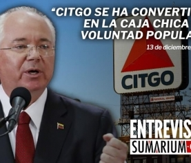 """""""Citgo se ha convertido en la caja chica de Voluntad Popular"""", Entrevista con Sumarium"""